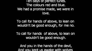"Video thumbnail of ""Jose Gonzalez - Heartbeats (With Lyrics)"""