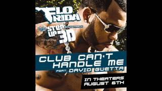 Flo Rida - Fresh I Stay [Club Can't Handle Me]