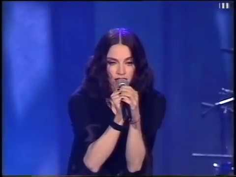 Madonna - The Power of Good-Bye (Live at MTV Europe Music Awards 1998)