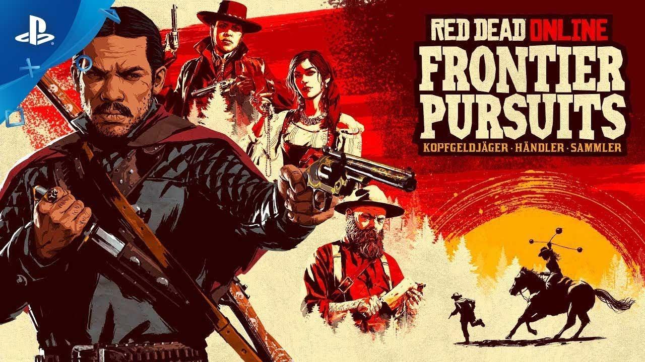 Red Dead Online: Frontier Pursuits jetzt verfügbar