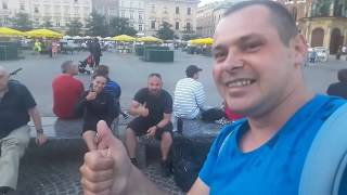 Взял Велик у Прохожих КРАКОВ / Что можно увидеть / Польша Poland