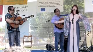 Video Refufest 2014 Praha - Lače Manuše a Natalia Burdina