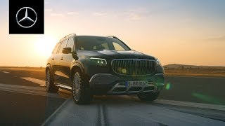 YouTube Video RbIOg2x8TRM for Product Mercedes-Benz GLS-Class SUV (3rd gen, X167) by Company Mercedes-Benz in Industry Cars