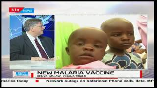 World View: New Malaria vaccine with DR. Rudi Eggers 24/4/2017