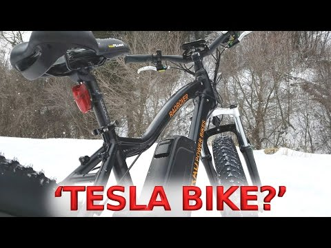 The 'Tesla' of Mountain Bikes?