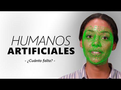Inteligencia Artificial: Los Robots Que Parecen Personas