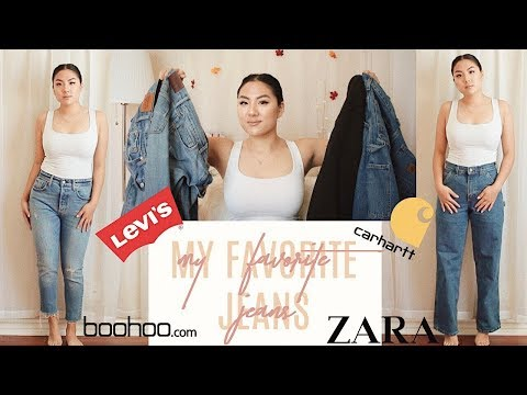 BEST JEANS for a size 6/8 or 28/29 | INMYSEAMS