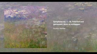 Symphony no. 1 in D major