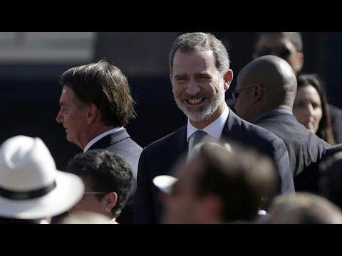 Ισπανία: Ο βασιλιάς Φίλιππος αποποιήθηκε την κληρονομιά του Χουάν Κάρλος…