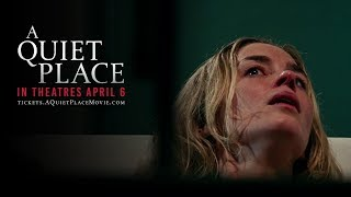 "A Quiet Place (2018) - ""Bathtub"" Clip - Paramount Pictures"