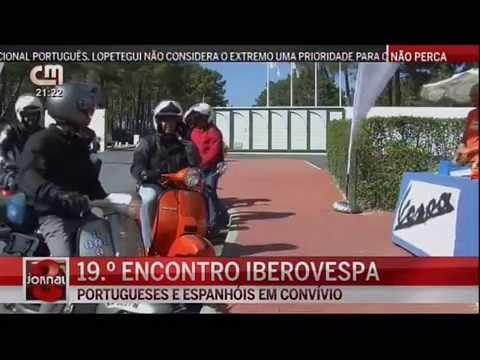 19º Iberovespa - reportagem CMTV