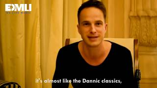 Dannic talks about Hardwell stepping down, his favourite Cuisine & more