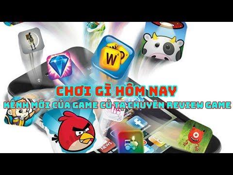 Game Củ Tạ| Giới thiệu kênh mới Chuyên review game mobile anh em ủng hộ mình nha!!!!