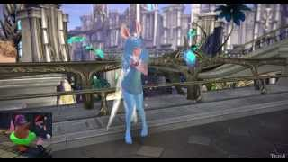 TERA - Elin Emotes with Tsundere Japanese Voices - Most