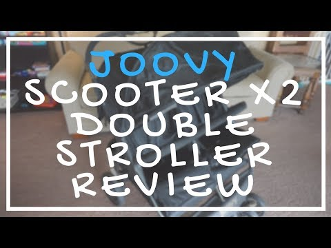 Joovy Scooter X2 Double Stroller Review // Momma Alia