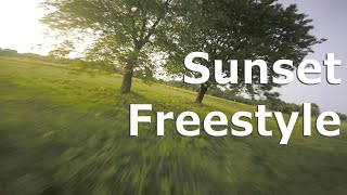 Sunset Freestyle | FPV FREESTYLE | GOPRO SESSION 5 | ARMATTAN BADGER | #betaflight42 |