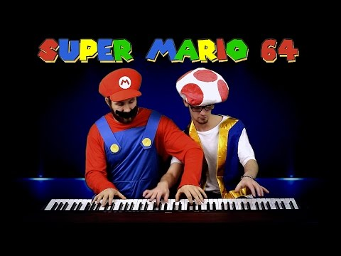 "Zach plays an original Super Mario 64 medley alongside YouTube pianist/composer Frank Tedesco (""TedescoCreations"")."