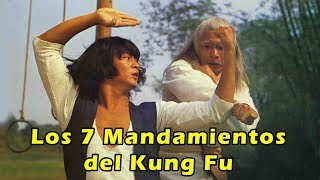 Wu Tang Collection - Los 7 Mandamientos Del Kung Fu -7 Commandments Of Kung Fu