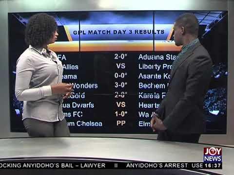 Ghana Premier League - The Pulse Sports on JoyNews (28-3-18)