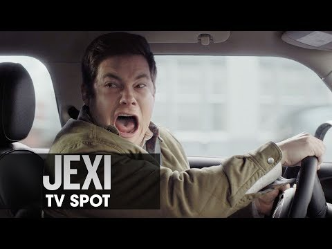 """Jexi (2019 Movie) Official TV Spot """"HERE TO HELP TRAFFIC"""" — Adam Devine, Rose Byrne"""