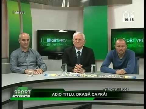 Emisiunea Sport VPTV – Nicolae Constantin, Vivi Răchiță și Constantin Săseanu – 22 septembrie 2014