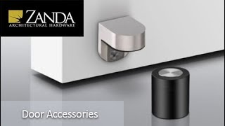Video - Door Closers, Door Stops & Door Holders