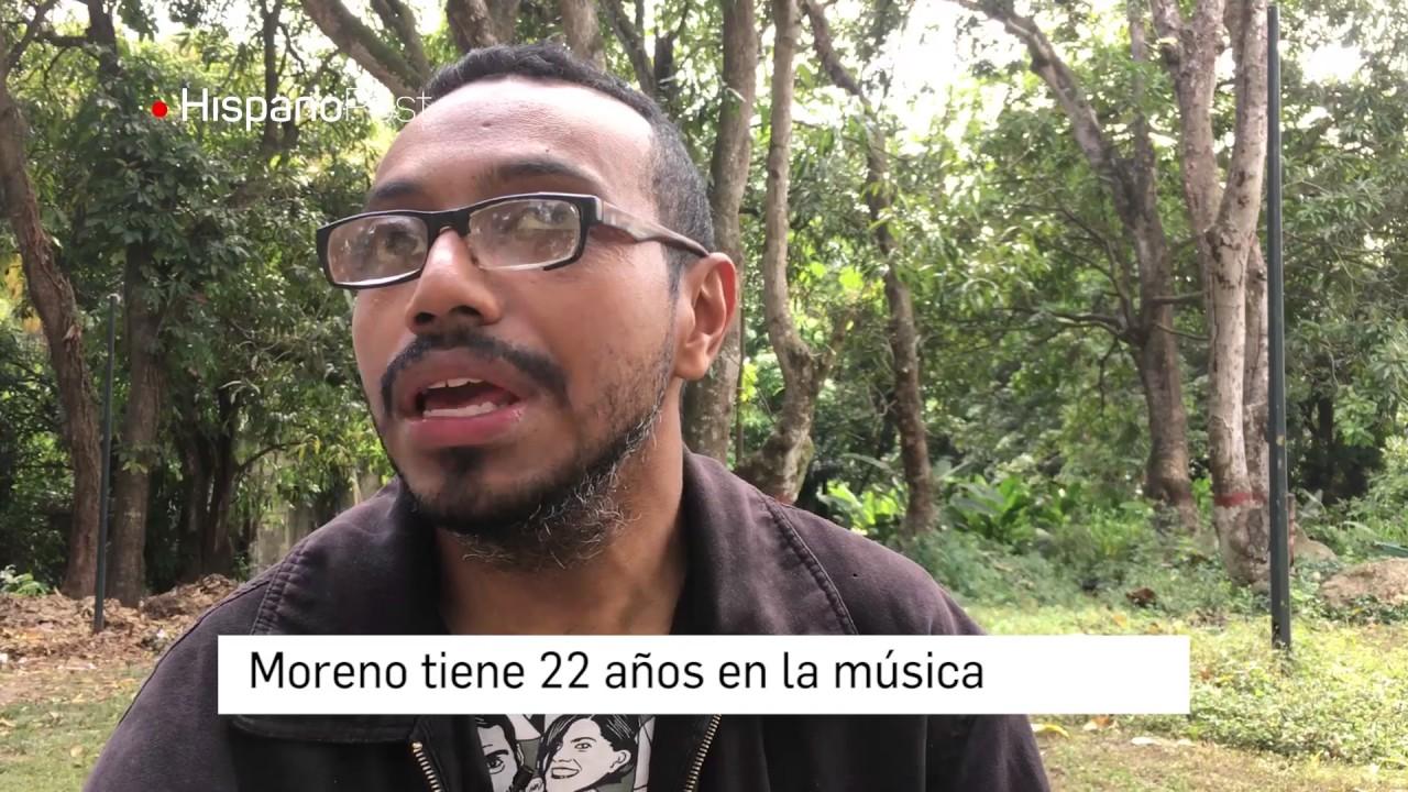 Luis Moreno pasa de lo divino a lo pagano en tan solo horas