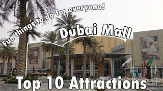 The Dubai Mall, Dubai
