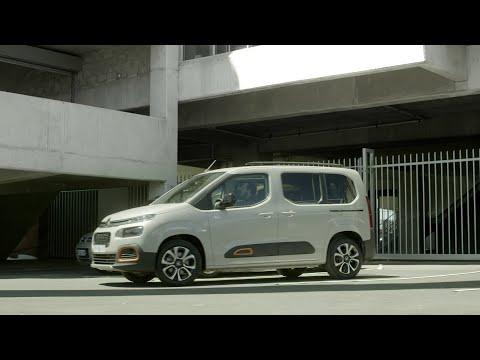 Citroen  Berlingo Минивен класса M - рекламное видео 3