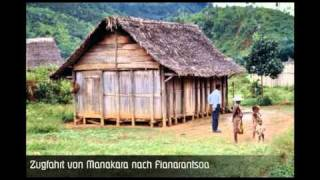 preview picture of video 'Madagaskar: Von Manakara nach Fianarantsoa'
