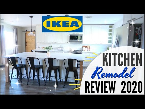 🏘Minimalist IKEA Kitchen Remodel Tour 2020 🍃Budget, Review + Ideas // EXTREME Before and After