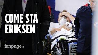 Come sta Christian Eriksen, malore in campo durante Danimarca-Finlandia: