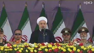 """פיגוע ירי באיראן: """"ישראל וארה""""ב אשמות"""""""