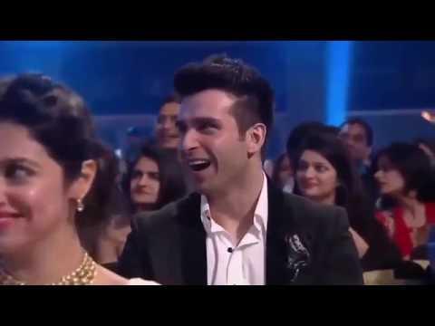 best ever salman khan, kajol, shahrukh, riteshdesh mukh comedy in awards show