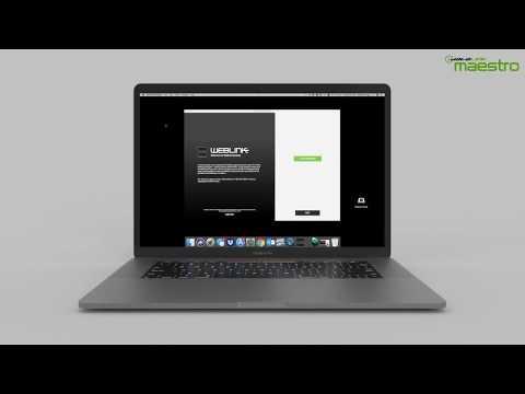 How to setup and flash the iDatalink Maestro SW   using Weblink Desktop