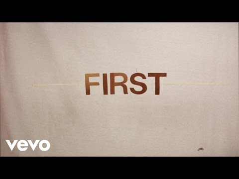 Lauren Daigle - First (Lyric Video)