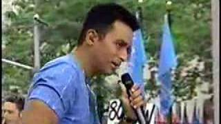 """""""Just Another Day"""" Jon Secada on Today show 2000"""