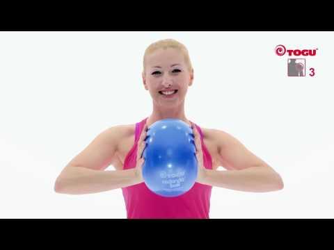 Behandlung des Schultergelenks von Dr. Popov