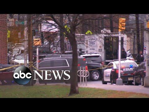 3 hostages, officer killed as neighborhood becomes war zone l ABC News