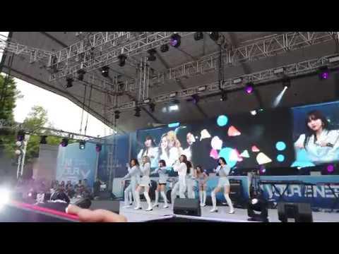 [2019 아카라카]190517 Twice(트와이스)-Dance The Night Away [4K] 라이브 VIP석 근접 직캠!! | 현장감 넘치는 Fancam