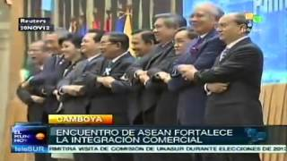 preview picture of video 'ASEAN fortalece la integración comercial'