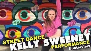 kelly sweeney | Street Dance & interview avec Sabrina Lonis | Beyoncé