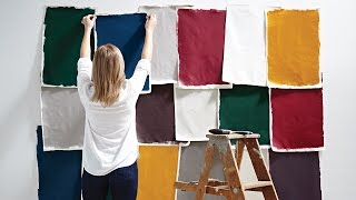 Interior Design – Top 10 Paint Color Trends Of 2016