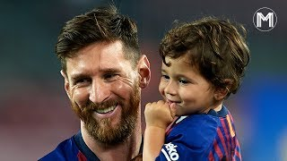 This is the Messi Family - Exclusive