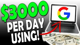 Earn $1000 - $3000 Per Day JUST COPY & PASTE Using a GOOGLE TRICK (Make Money Online)