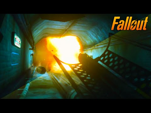 0787d2482862e Fallout 3  EP5 Vault 112 finding dad - The Gamers Refuge - Video ...