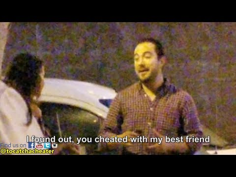 Cheating Girlfriend Humiliated During Proposal!