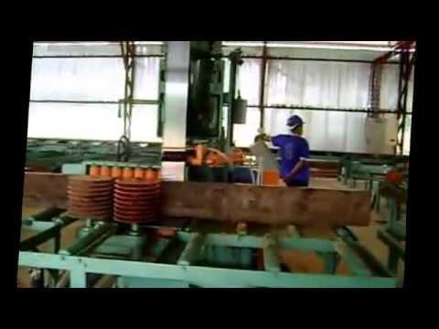 Serra Fita de Desdobro – Metalúrgica Turbina