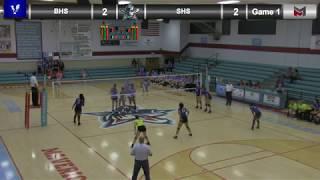 Volleyball vs. Bryant 9/11/18