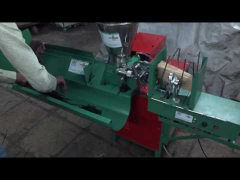 Soham 160 Agarbatti Making Machine